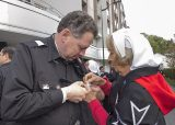 2013 Lourdes Pilgrimage - SATURDAY TRI MASS GROTTO (115/140)