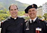 2013 Lourdes Pilgrimage - SATURDAY TRI MASS GROTTO (116/140)