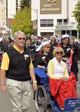 2013 Lourdes Pilgrimage - SATURDAY TRI MASS GROTTO (123/140)