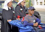 2013 Lourdes Pilgrimage - SATURDAY TRI MASS GROTTO (127/140)