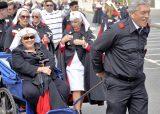 2013 Lourdes Pilgrimage - SATURDAY TRI MASS GROTTO (131/140)