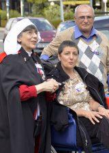 2013 Lourdes Pilgrimage - SATURDAY TRI MASS GROTTO (133/140)