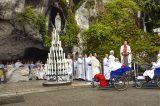 2013 Lourdes Pilgrimage - SATURDAY TRI MASS GROTTO (1/140)
