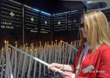 2013 Lourdes Pilgrimage - FRIDAY Baths Candles (6/32)