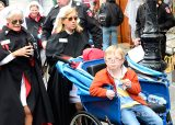 2013 Lourdes Pilgrimage - FRIDAY Children tour Bernadette (1/19)