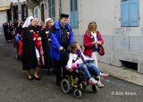 2013 Lourdes Pilgrimage - FRIDAY Children tour Bernadette (3/19)