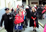 2013 Lourdes Pilgrimage - FRIDAY Children tour Bernadette (9/19)
