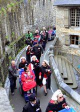 2013 Lourdes Pilgrimage - FRIDAY Children tour Bernadette (10/19)
