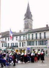 2013 Lourdes Pilgrimage - FRIDAY Children tour Bernadette (16/19)