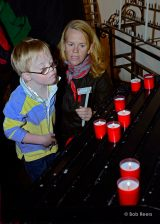 2013 Lourdes Pilgrimage - FRIDAY Children tour Bernadette (18/19)
