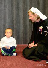 2013 Lourdes Pilgrimage - FRIDAY Fr Dunn - Children (2/33)