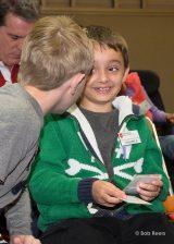 2013 Lourdes Pilgrimage - FRIDAY Fr Dunn - Children (8/33)
