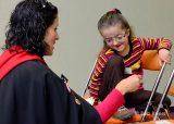 2013 Lourdes Pilgrimage - FRIDAY Fr Dunn - Children (13/33)