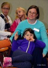 2013 Lourdes Pilgrimage - FRIDAY Fr Dunn - Children (18/33)