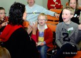 2013 Lourdes Pilgrimage - FRIDAY Fr Dunn - Children (20/33)