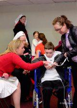 2013 Lourdes Pilgrimage - FRIDAY Fr Dunn - Children (28/33)
