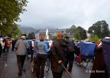 2013 Lourdes Pilgrimage - FRIDAY PM Candlelight procession (35/64)