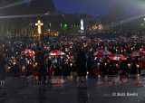 2013 Lourdes Pilgrimage - FRIDAY PM Candlelight procession (52/64)
