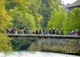2013 Lourdes Pilgrimage - SATURDAY Procession Benediction Pius Pius (1/44)
