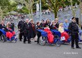 2013 Lourdes Pilgrimage - SATURDAY Procession Benediction Pius Pius (2/44)