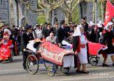 2013 Lourdes Pilgrimage - SATURDAY Procession Benediction Pius Pius (8/44)