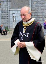 2013 Lourdes Pilgrimage - SATURDAY Procession Benediction Pius Pius (10/44)