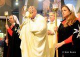 2013 Lourdes Pilgrimage - SATURDAY Procession Benediction Pius Pius (20/44)