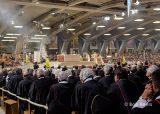 2013 Lourdes Pilgrimage - SATURDAY Procession Benediction Pius Pius (21/44)