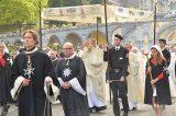 2013 Lourdes Pilgrimage - SATURDAY Procession Benediction Pius Pius (33/44)