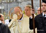 2013 Lourdes Pilgrimage - SATURDAY Procession Benediction Pius Pius (34/44)