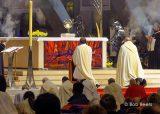 2013 Lourdes Pilgrimage - SATURDAY Procession Benediction Pius Pius (37/44)