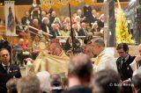 2013 Lourdes Pilgrimage - SATURDAY Procession Benediction Pius Pius (41/44)