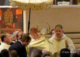 2013 Lourdes Pilgrimage - SATURDAY Procession Benediction Pius Pius (42/44)