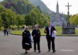 2013 Lourdes Pilgrimage - SATURDAY Procession Benediction Pius Pius (44/44)