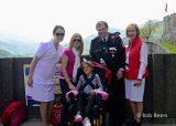 2013 Lourdes Pilgrimage - SUNDAY Children Fortress (6/20)