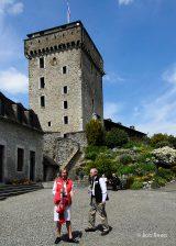 2013 Lourdes Pilgrimage - SUNDAY Children Fortress (7/20)