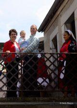 2013 Lourdes Pilgrimage - SUNDAY Children Fortress (10/20)