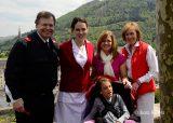 2013 Lourdes Pilgrimage - SUNDAY Children Fortress (16/20)