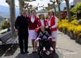 2013 Lourdes Pilgrimage - SUNDAY Children Fortress (17/20)