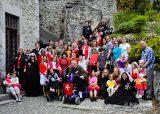 2013 Lourdes Pilgrimage - SUNDAY Children Fortress (1/20)