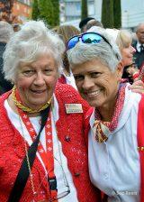 2013 Lourdes Pilgrimage - SUNDAY English speaking reception (11/91)