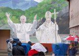 2013 Lourdes Pilgrimage - THURSDAY Rosary Basilica Mass - Tri-Association (2/16)