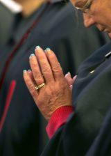 2013 Lourdes Pilgrimage - THURSDAY Rosary Basilica Mass - Tri-Association (8/16)