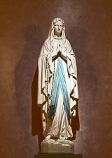 2013 Lourdes Pilgrimage - THURSDAY Rosary Basilica Mass - Tri-Association (11/16)