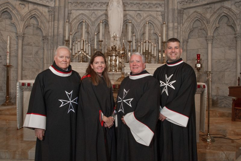 Investiture Weekend In New York City Order Of Malta