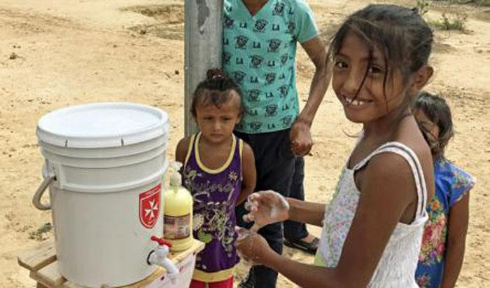 malteser international americas work to help communities in northern columbia