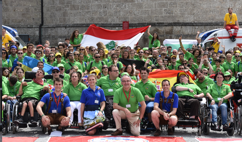 order of malta's 34th annual summer camp for disabled young people