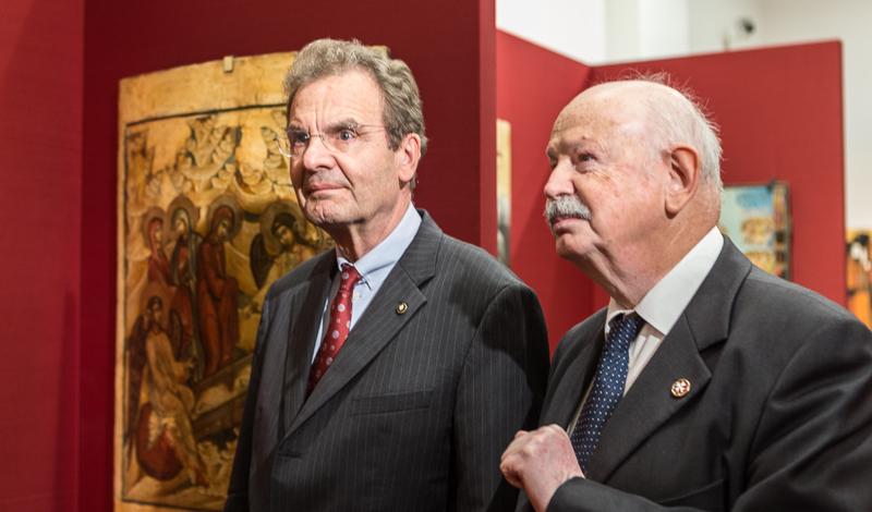 diplomatic exhibition