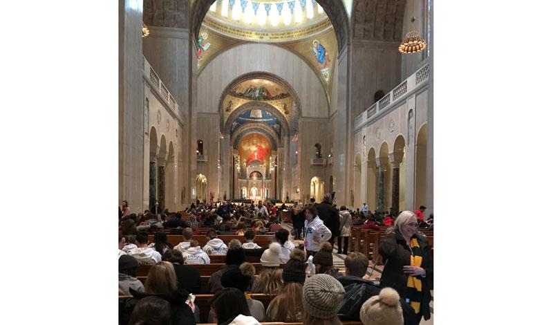 Basilica–Inside