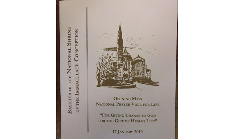 Basilica–Mass-Booklet